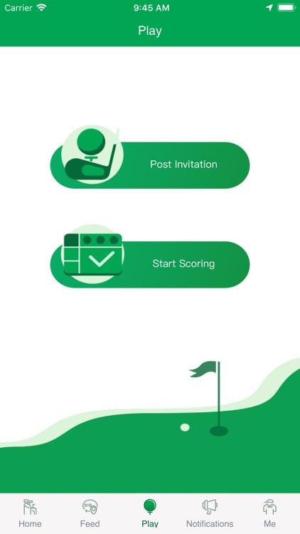 TeeMates Golf screenshot-3