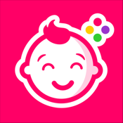 Giggly- Baby First Months,Newborn Name,Pregnancy Due Date & Maternity Countdown Photo Editor icon