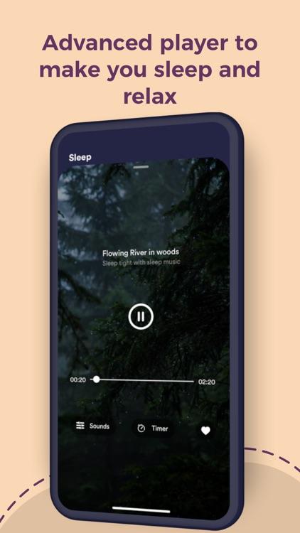 Meditate Happily & Sleep Music screenshot-3