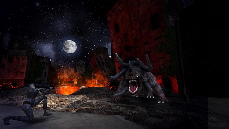 Zombie Chase VR Endless Runner screenshot-3
