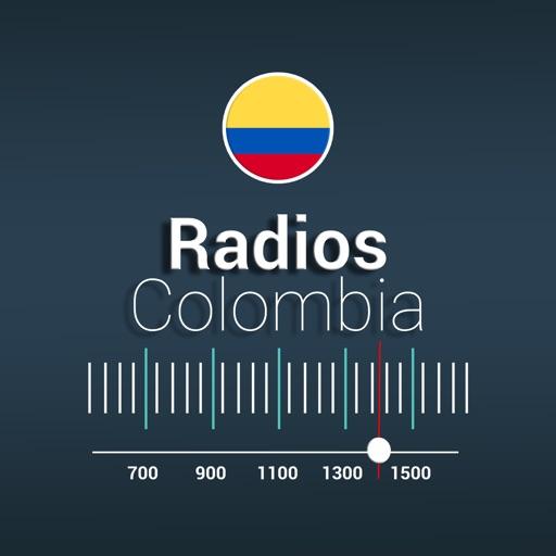 Radios de Colombia AM y FM