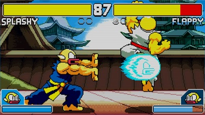 Flappy Fighter screenshot 1