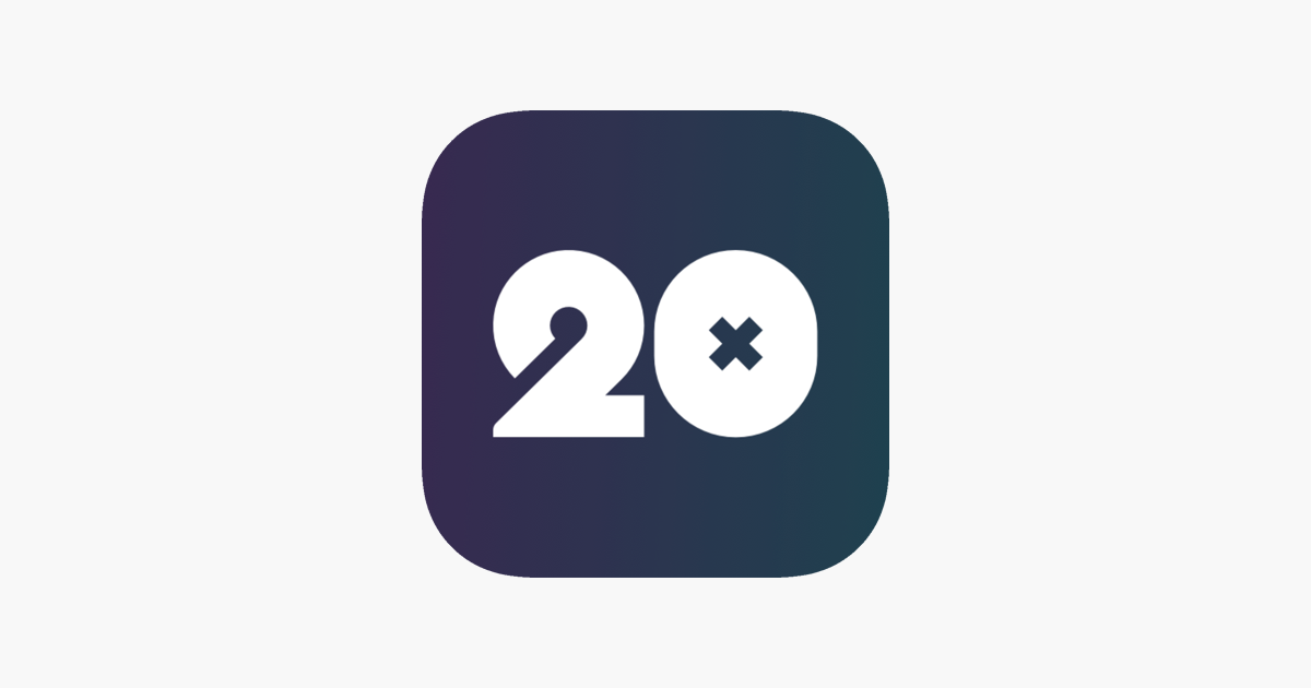Twenty - Hang Out With Friends on the App Store