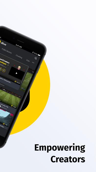 DLive · Live Stream Community Screenshot
