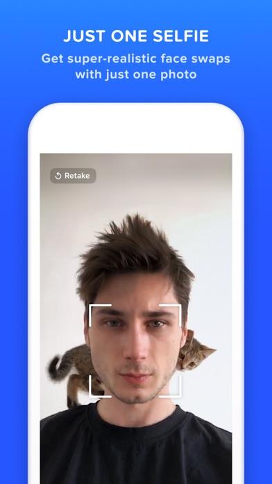 Herunterladen Doublicat: Face Swap AI-tool für Pc
