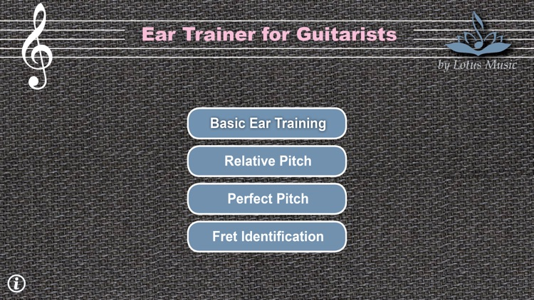 Ear Trainer for Guitarists