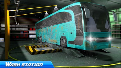 Offroad coach bus simulator screenshot 4