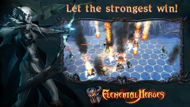 Elemental Heroes: New Power screenshot-3