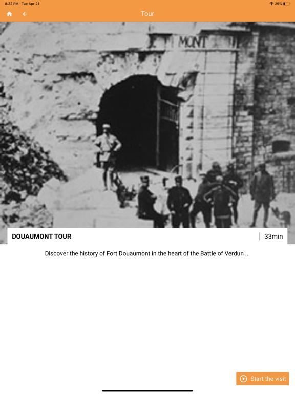 Forts de Vaux et Douaumont screenshot 6