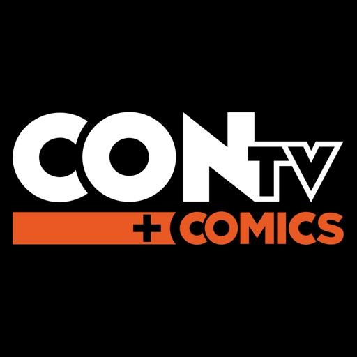 CONtv + Comics