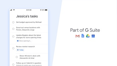 Screenshot for Google Tasks: Get Things Done in Australia App Store