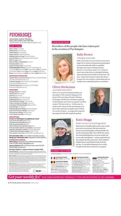 Psychologies Magazine screenshot-5