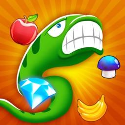 嗯吃蛇大作战-经典蛇蛇单机游戏