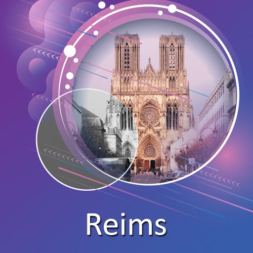 Reims Tourist Guide icon