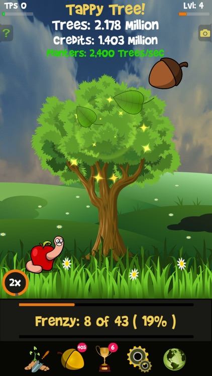 Tappy Tree - Idle Clicker Game screenshot-3