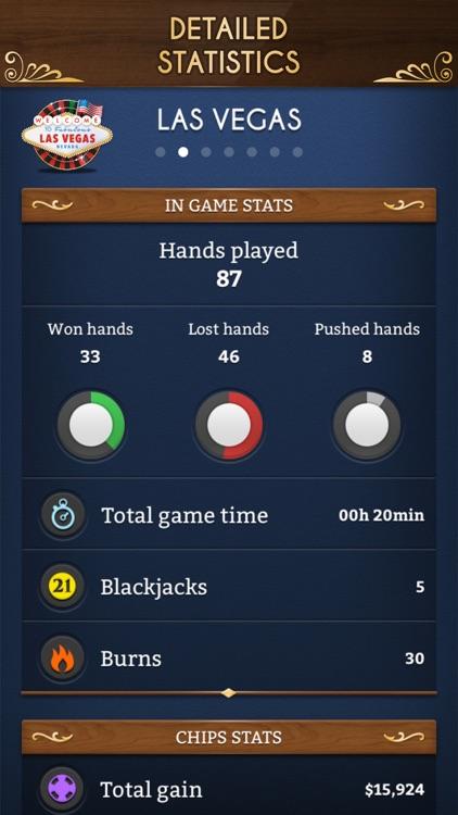 Blackjack ∙ screenshot-3