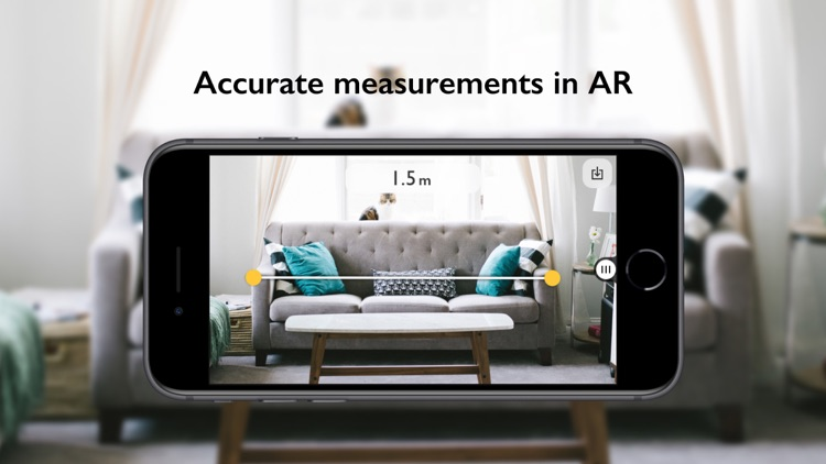 Pocket Ruler AR screenshot-0