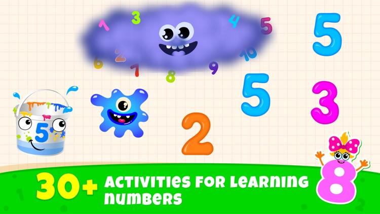 ABC Alphabet Games for Kids to screenshot-6