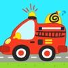 消防员 游戏 短发 开玩笑 镇