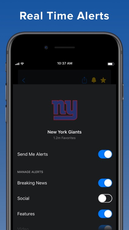 theScore: Sports News & Scores screenshot-8