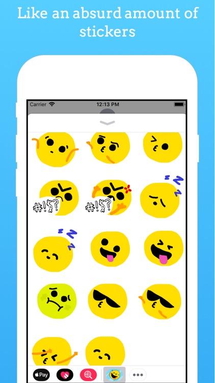 Stoopid stickers screenshot-3