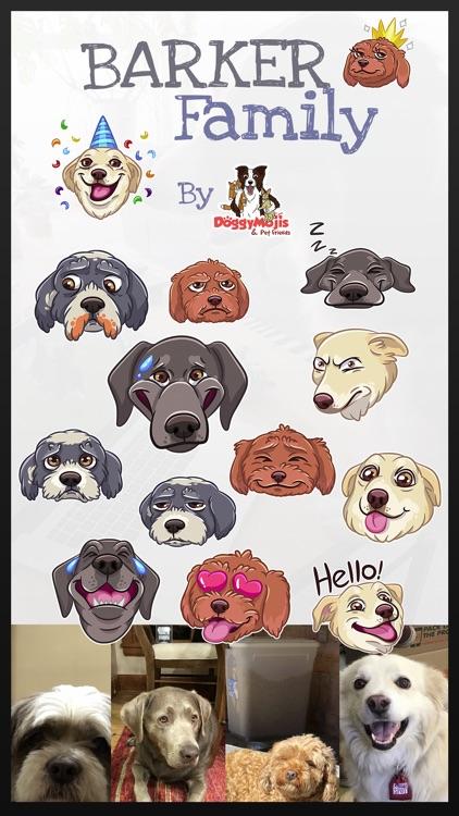 BarkerMojis - Cute Doggos