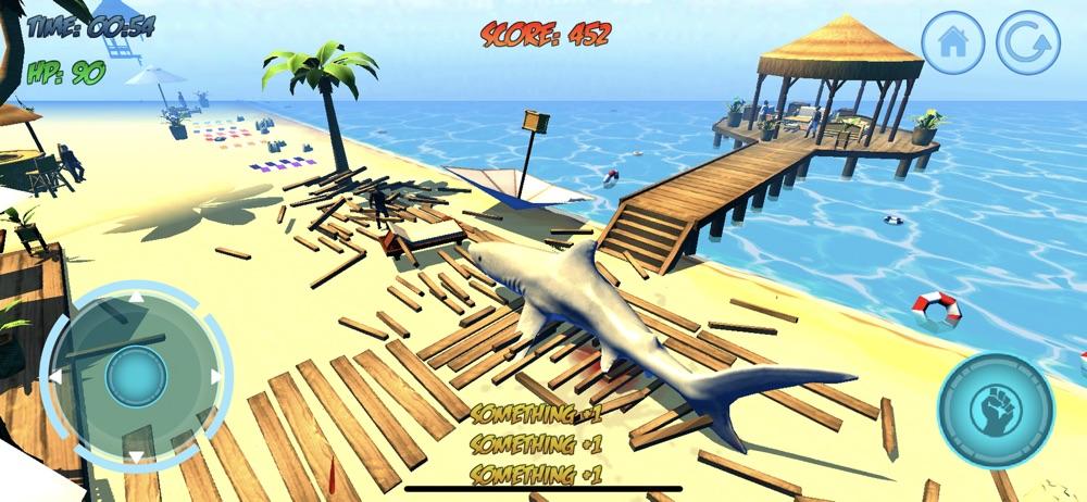 Shark Attack 3D Cheat Codes