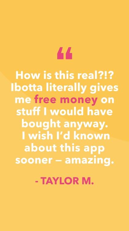 Ibotta: Cash Back Rewards App screenshot-6