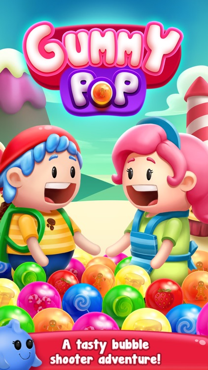 Gummy Pop screenshot-4