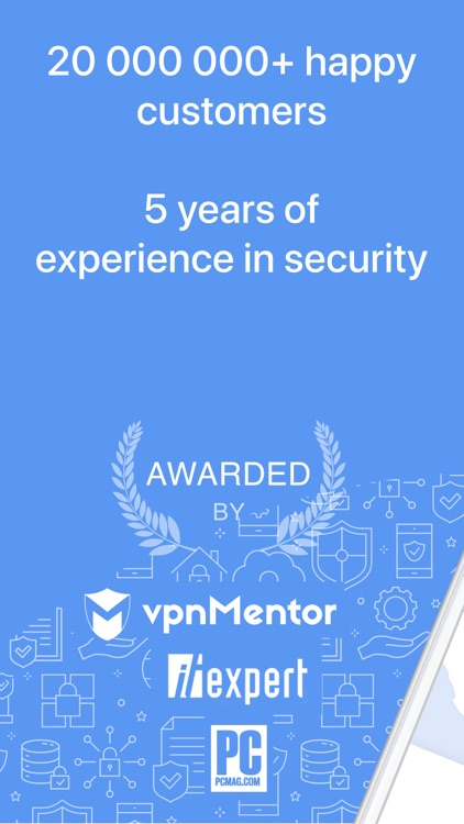 VPN Unlimited with DNS Shield screenshot-0