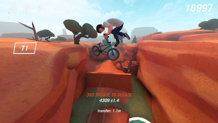 Trail Boss BMX screenshot-0