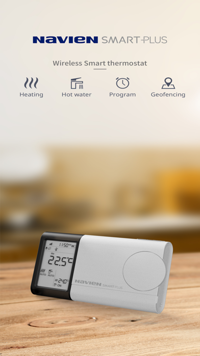 Navien Smart Plus screenshot 1