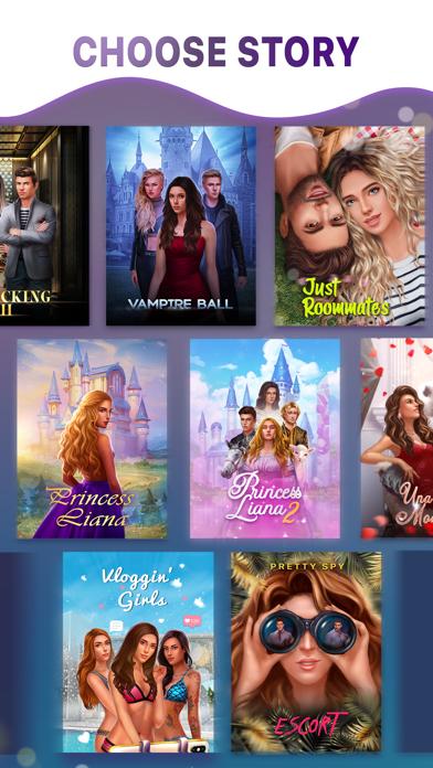 download Love Sick: Interactive Stories indir ücretsiz - windows 8 , 7 veya 10 and Mac Download now