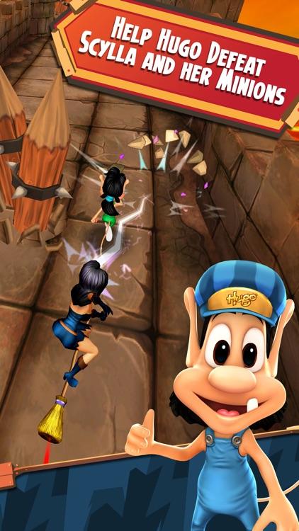 Hugo Troll Race 2: Rail Rush screenshot-4