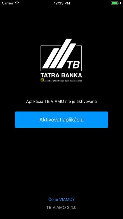 Tatra banka VIAMO