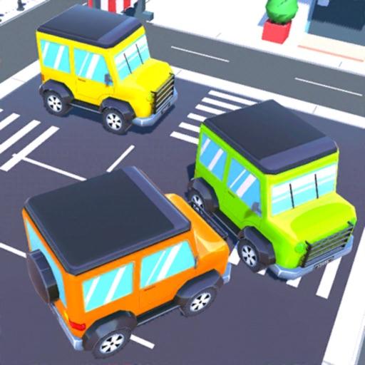 Car Jam 3D