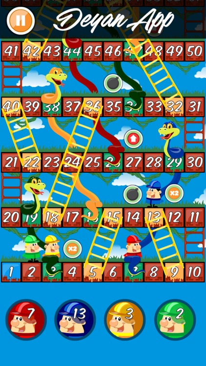 Snakes and Ladders - Ultimate screenshot-0