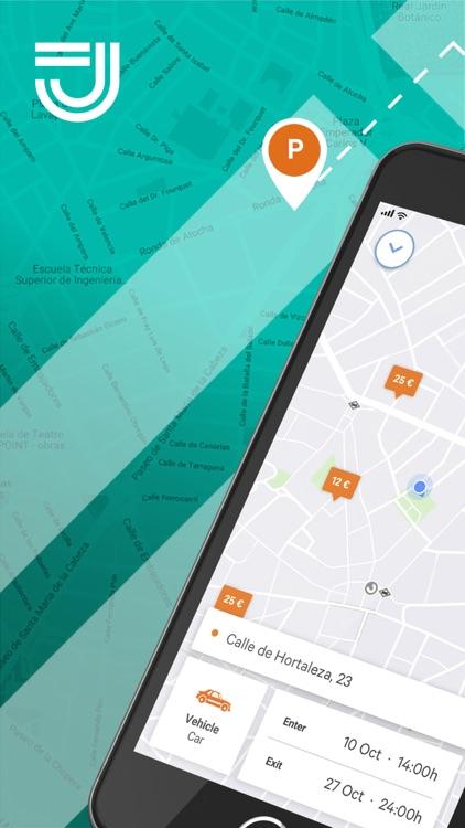 Joinup: Taxi, parking, KMs screenshot-6