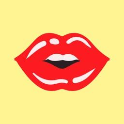 lipemoji02 sticker