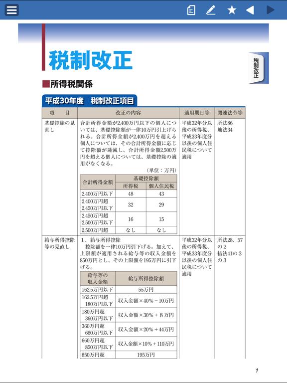 税務インデックス〜平成30年度版のおすすめ画像2