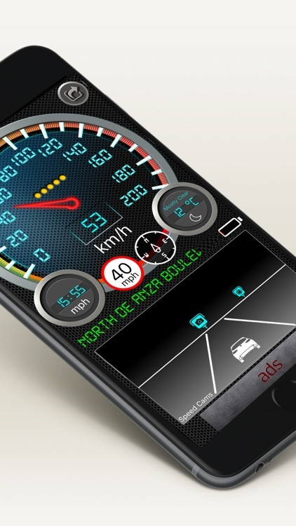 Speedometer-- screenshot-2