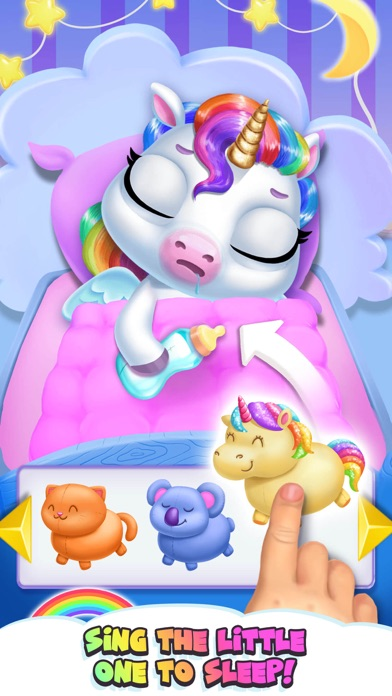 My Baby Unicorn screenshot 5