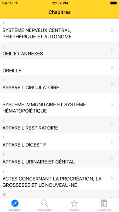 Screenshot iCCAM