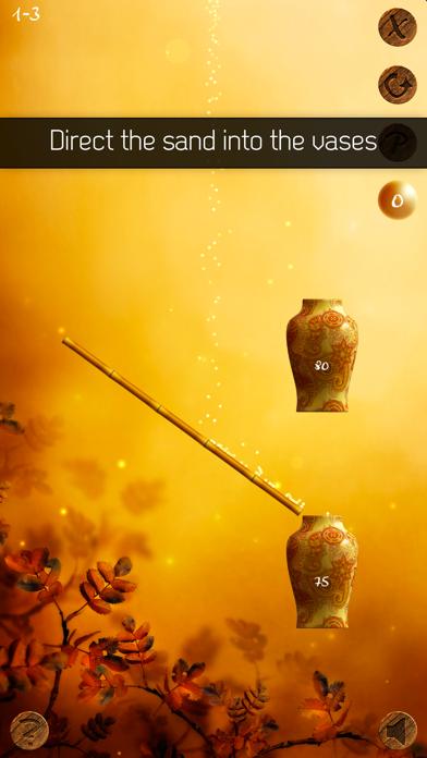 Screenshot of Sabbia Zen: Giochi di logica3
