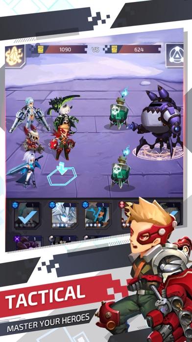 Screen Shot Nova Heroes 0