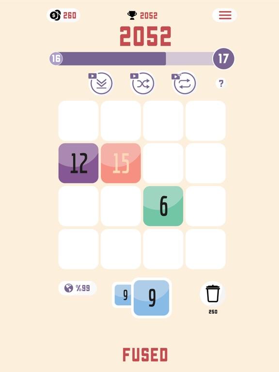 Fused: Number Puzzle screenshot 10