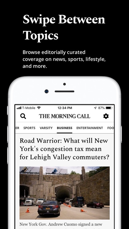 The Morning Call screenshot-0