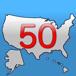 50 States Puzzle