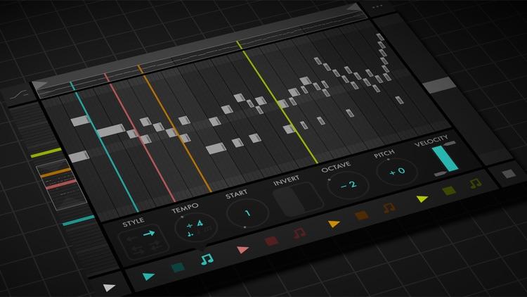 Fugue Machine : MIDI Sequencer screenshot-0