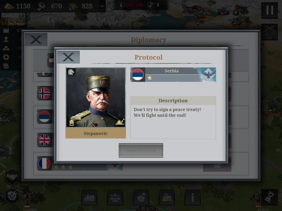 European War 6: 1914 screenshot 20